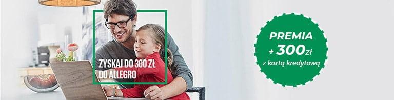 BNP karta kredytowa 300zł allegro 768px