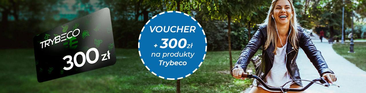 Citi Handlowy Voucher 300 zł na produkty Trybeco