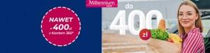 Nawet 400 zł z Bankiem Millennium i Mastercard® maj - czerwiec 2021 768px