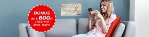 Santander Bank Polska Karta Kredytowa Visa Akcja Pajacyk Bonus 800 zł 768px