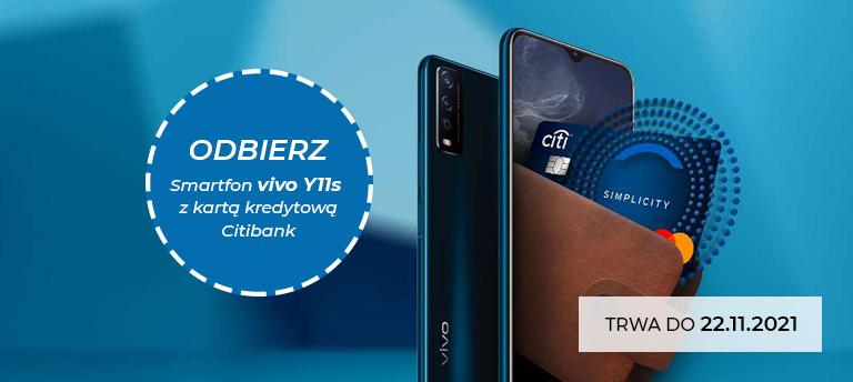 Odbierz smartfon vivo Y11s z Kartą Kredytową Citibank wrzesień listopad 2021 768px